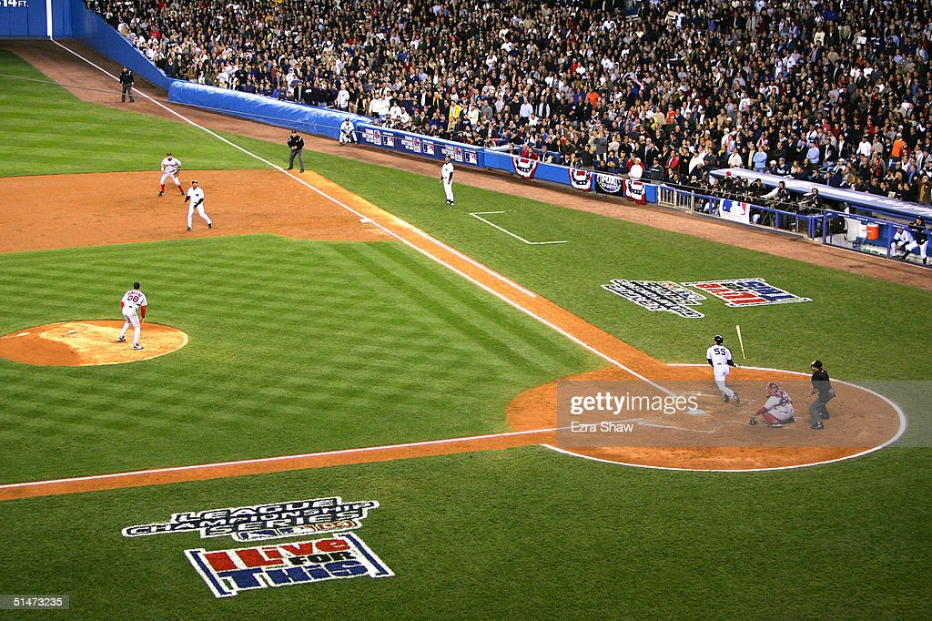 ALCS: Boston Red Sox v New York Yankees, Game 1