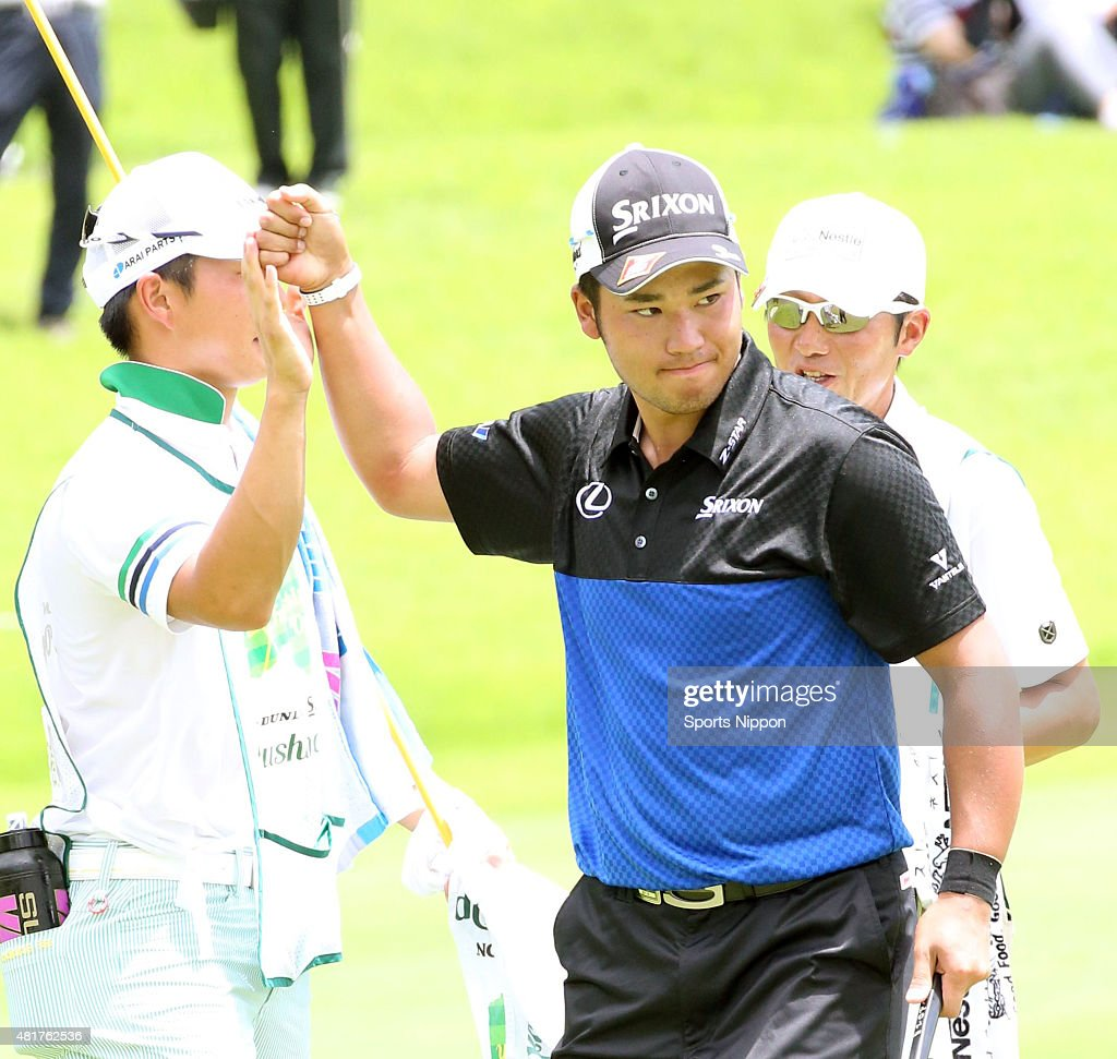 Dunlop Srixon Fukushima Open - Day 2 : News Photo