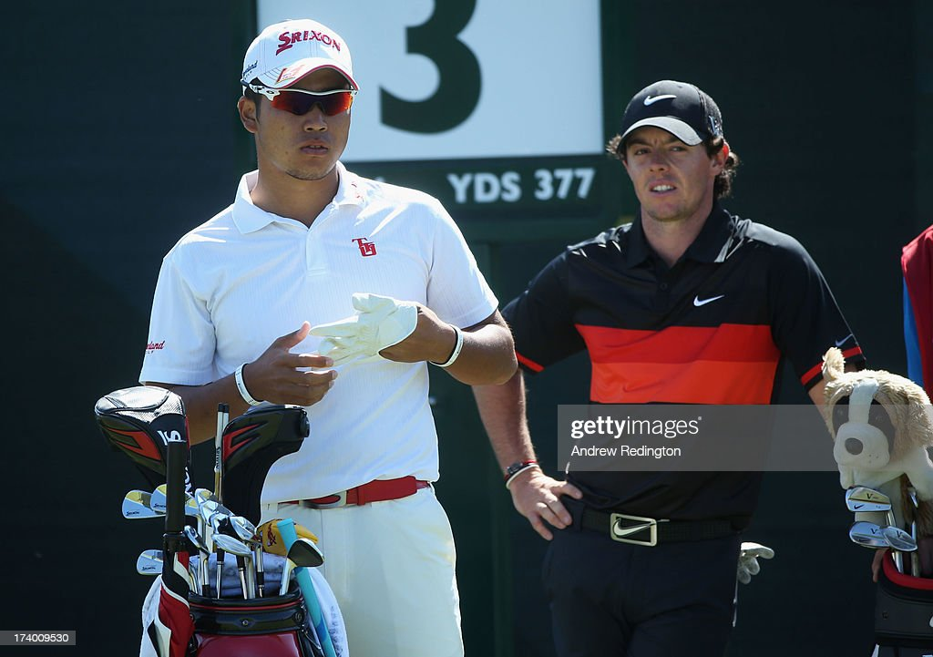 142nd Open Championship - Round Two : News Photo