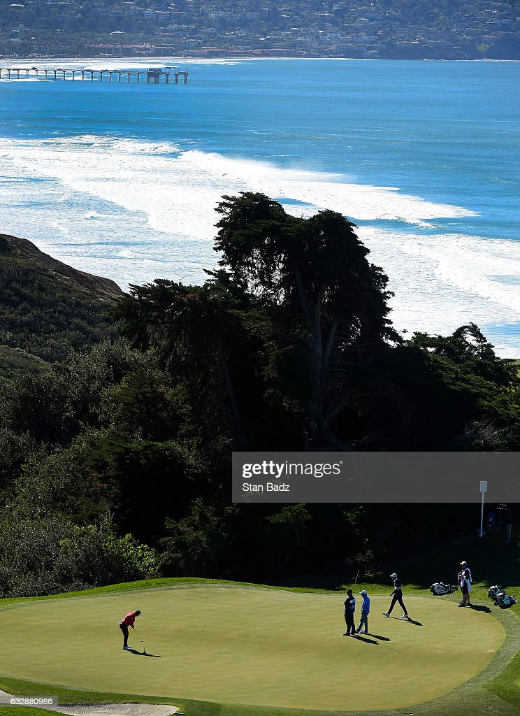 Farmers Insurance Open - Round Two : News Photo