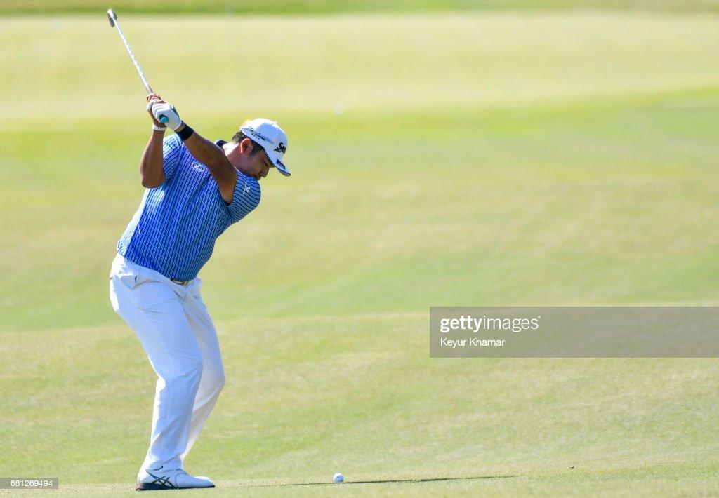 ゴルフスイングには、強い体幹と下半身が必要