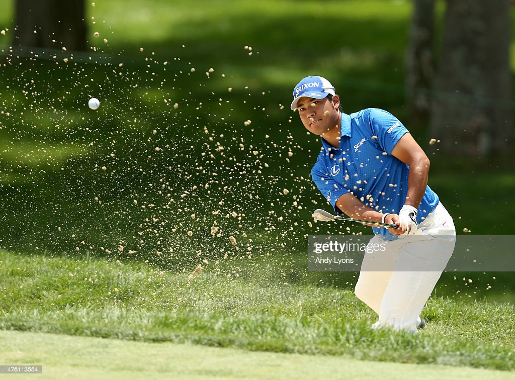 The Memorial Tournament Presented By Nationwide - Round Three : News Photo