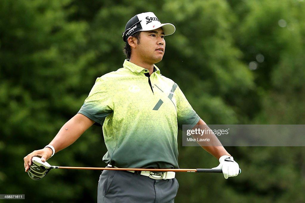 World Golf Championships-Bridgestone Invitational - Round Three : News Photo