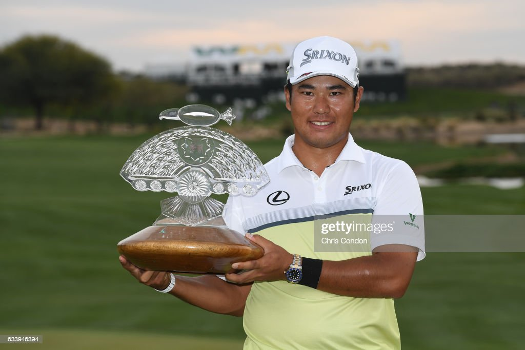 Waste Management Phoenix Open - Final Round : News Photo