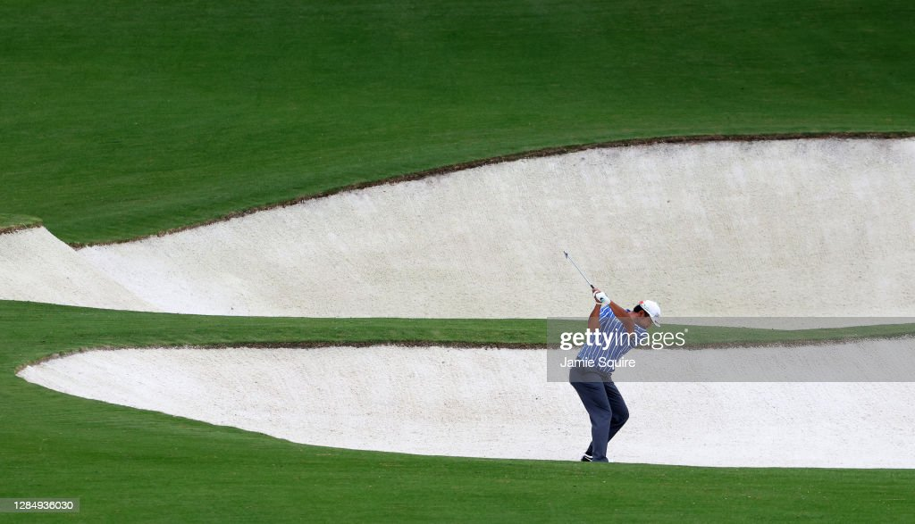 The Masters - Preview Day 2 : ニュース写真