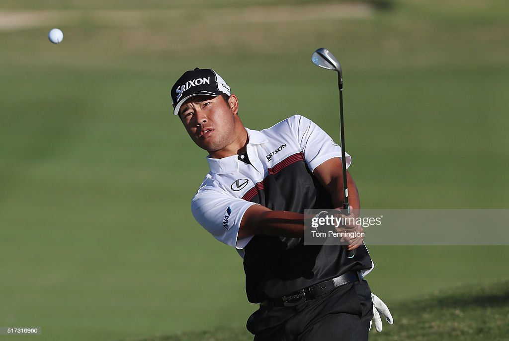 World Golf Championships-Dell Match Play - Round Two : News Photo