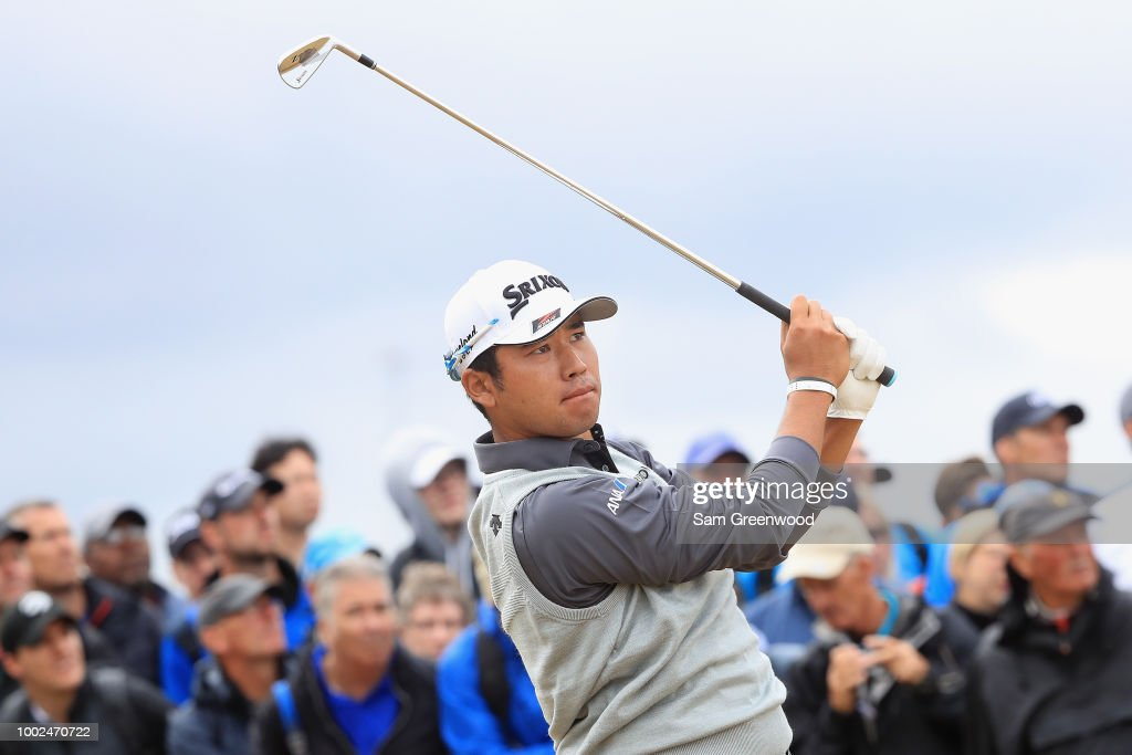 147th Open Championship - Round Two : ニュース写真