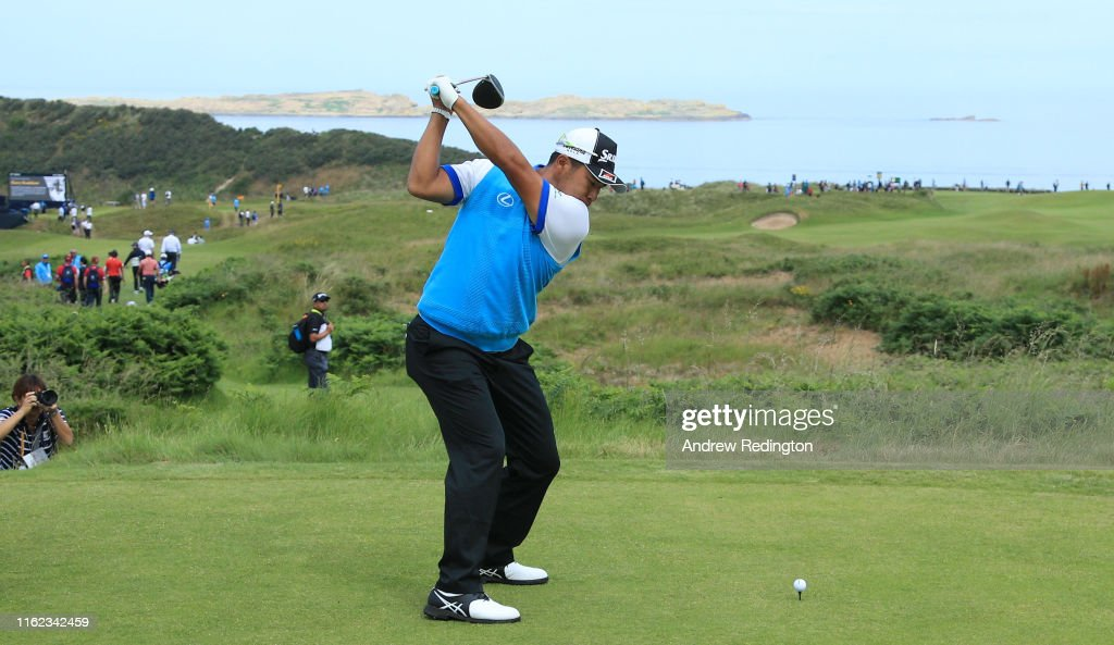 148th Open Championship - Previews : ニュース写真
