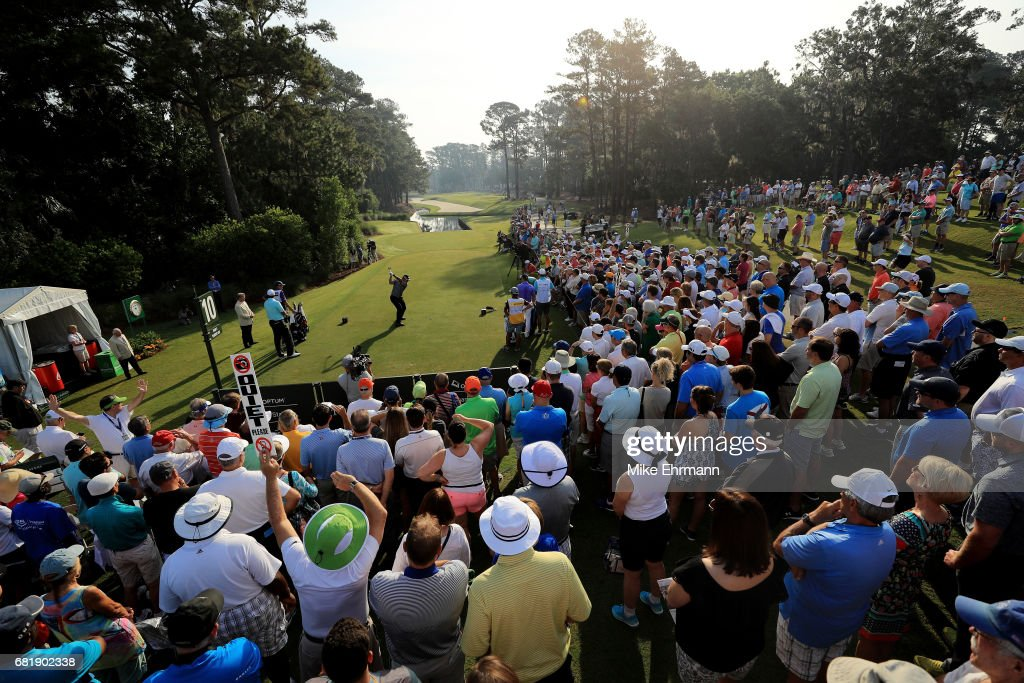 THE PLAYERS Championship - Round One : ニュース写真