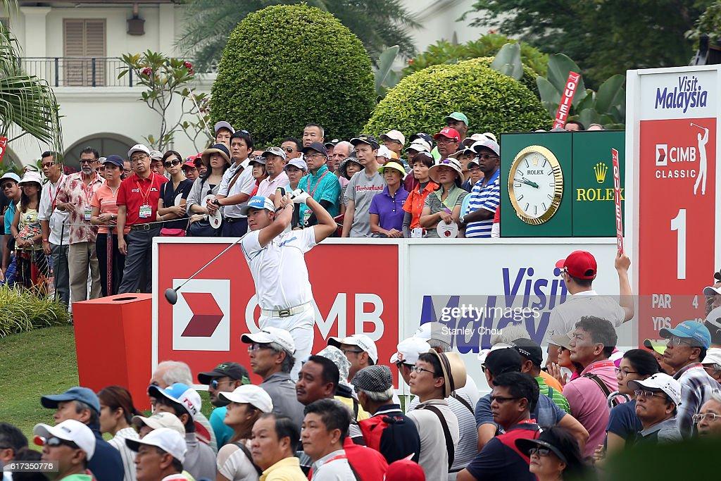 2016 CIMB Classic Golf - Day 4 : News Photo