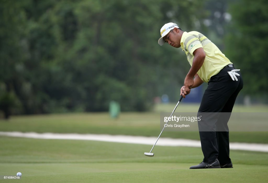 Zurich Classic Of New Orleans - Round Two : ニュース写真