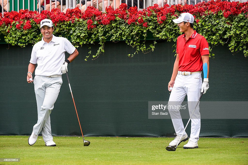 TOUR Championship by Coca-Cola - Final Round : News Photo