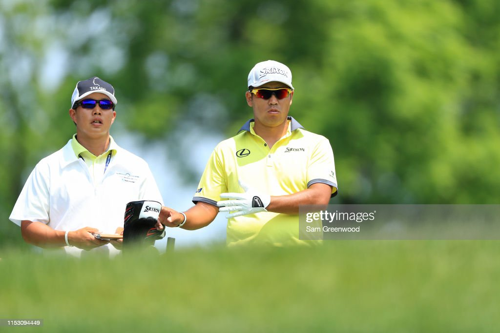 The Memorial Tournament Presented By Nationwide - Round Three : ニュース写真