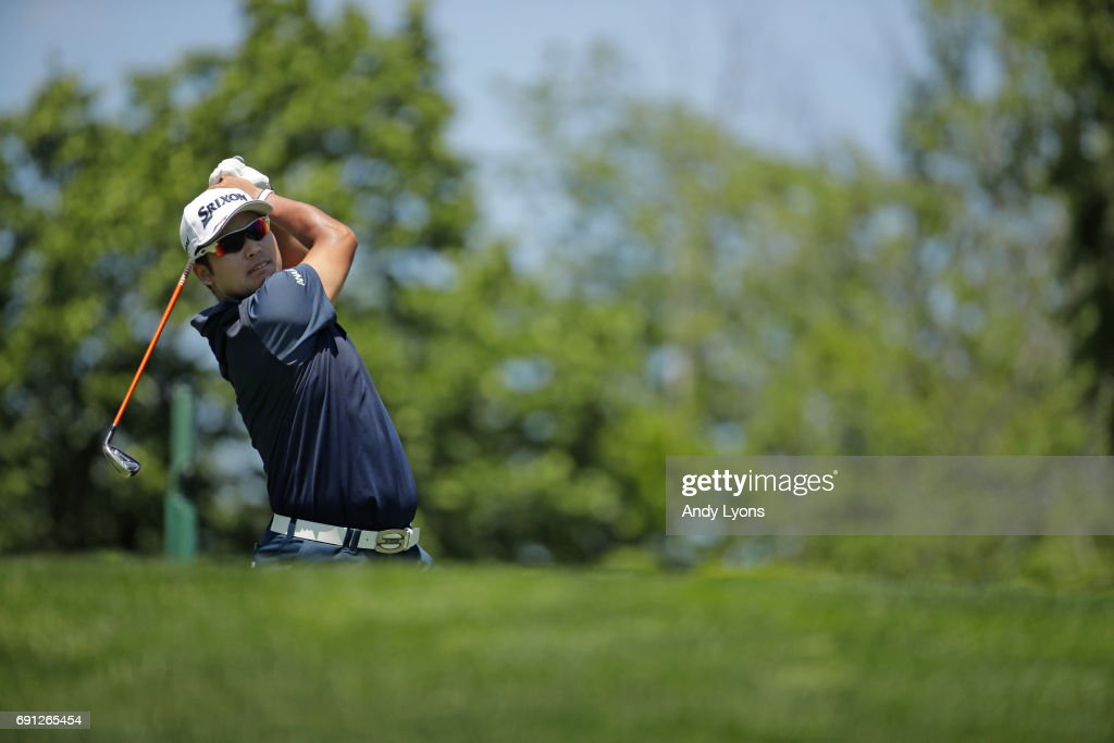 The Memorial Tournament Presented By Nationwide - Round One : ニュース写真