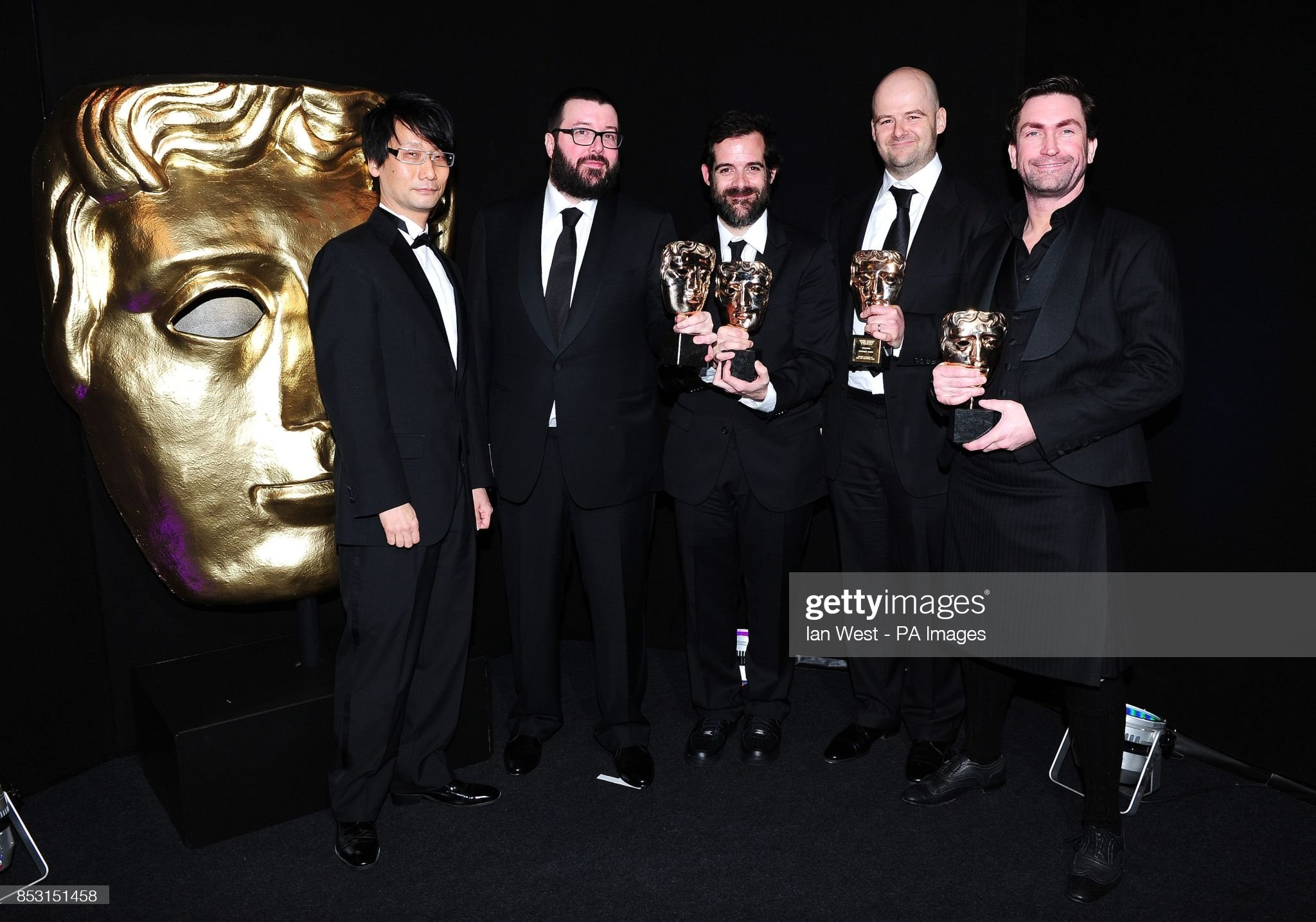 BAFTA Games Awards 2014 - London : News Photo
