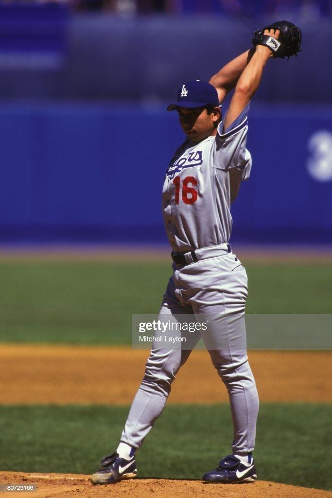 Los Angeles v New York Mets : ニュース写真