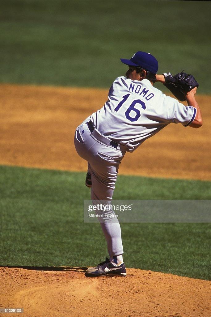 Los Angeles Dodgers_New York Mets : ニュース写真