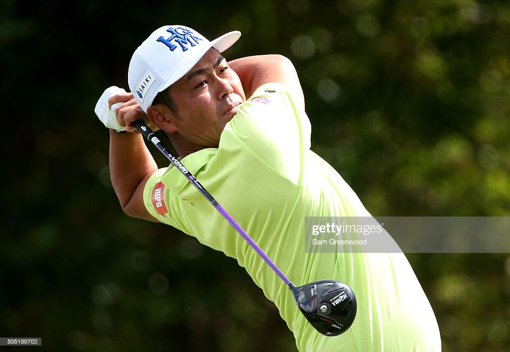 Sony Open In Hawaii - Round Two : ニュース写真