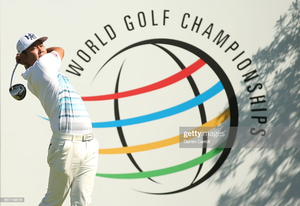 World Golf Championships-Dell Match Play - Round Four
