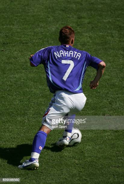 Hidetoshi NAKATA Australie / Japon Coupe du Monde 2006
