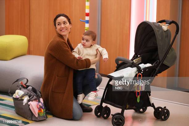 NEW AMSTERDAM Hiding Behind My Smile Episode 211 Pictured Alison Luff as Alice Healy