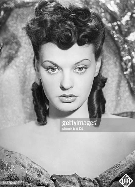 Hielscher Margot*Actress Singer Germanyin the movie 'Das Herz der Koenigin' 1940