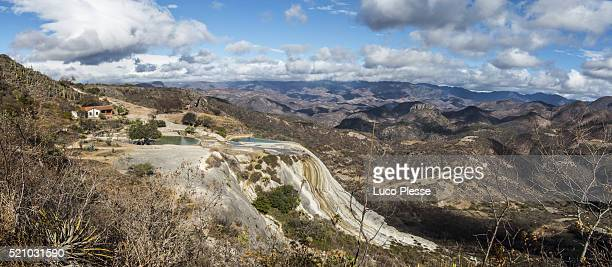 Hierve el Agua - Rock formations