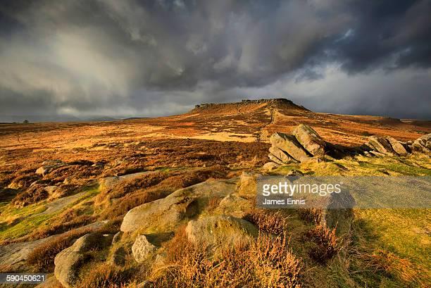 Higger Tor, Peak District National Park