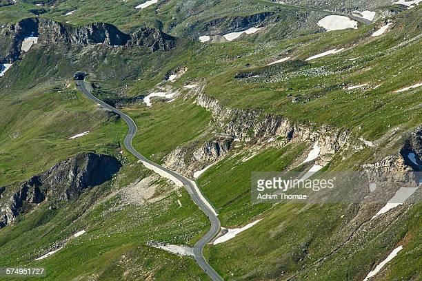high alpine road - achim thomae stock-fotos und bilder