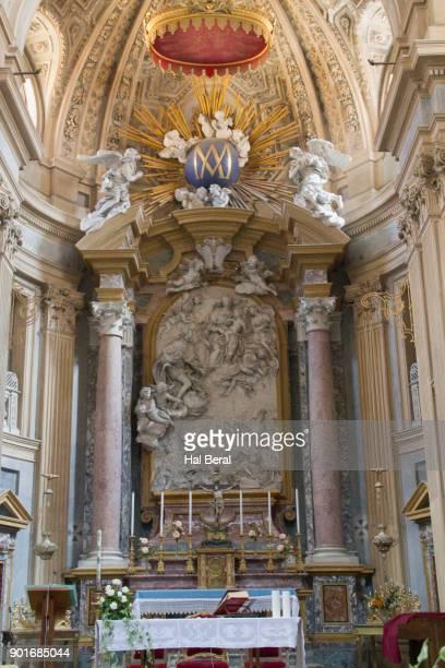 High altar of the Basilica of Superga