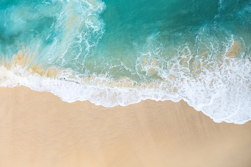 High Angle View Of Beach - gettyimageskorea