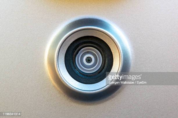high angle view of camera on paper - sensor stock pictures, royalty-free photos & images