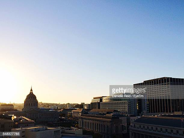 high angle view of cityscape - danielle reid stock pictures, royalty-free photos & images