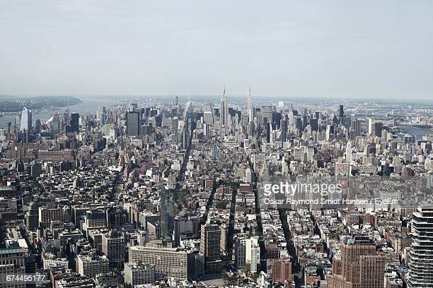 high angle view of cityscape - oskar stock pictures, royalty-free photos & images