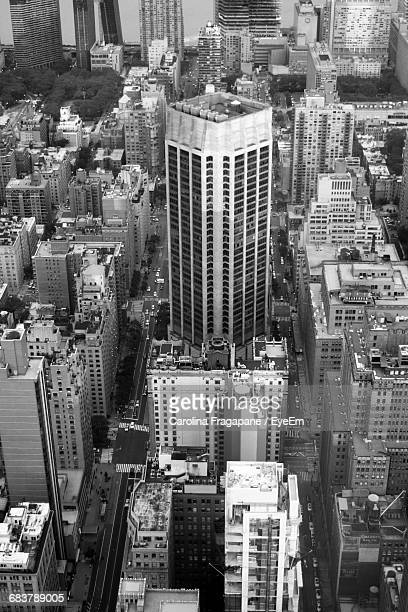 high angle view of cityscape - carolina fragapane stock pictures, royalty-free photos & images