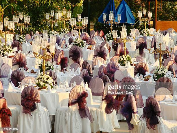 30 Wedding Chair Covers Photos And Premium High Res Pictures Getty Images