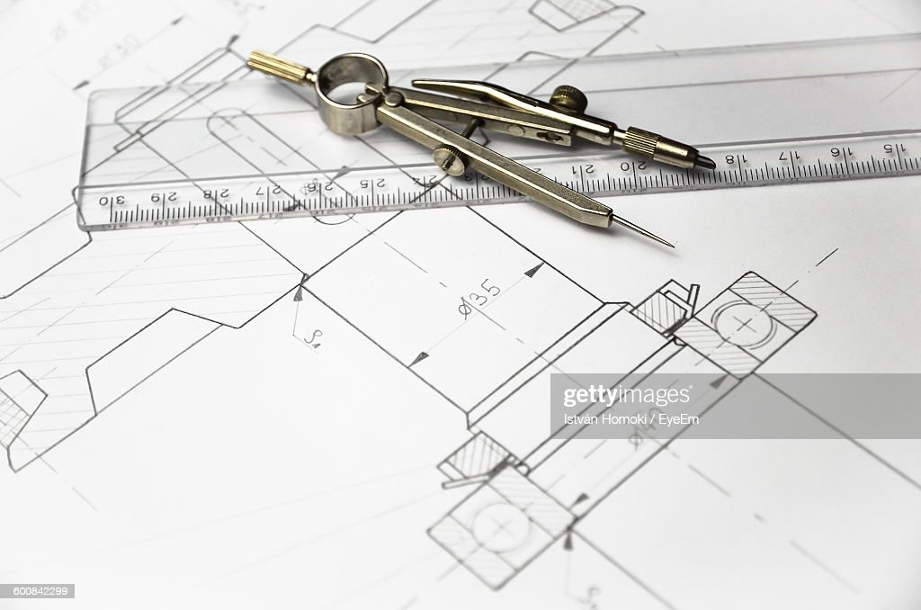 Drawing Compass Stock Photos And Pictures Getty Images