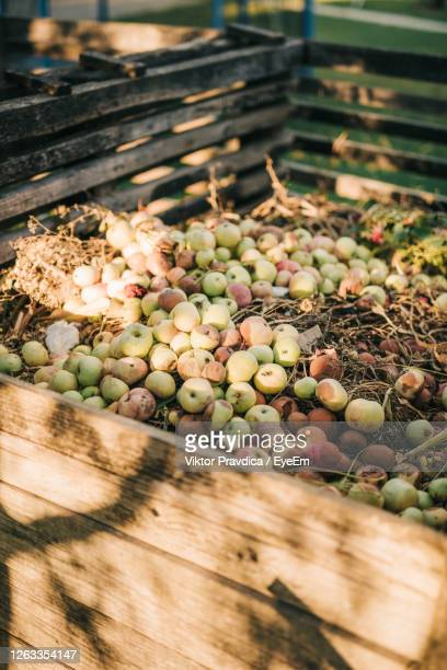 high angle view of grapes in market - heap stock pictures, royalty-free photos & images