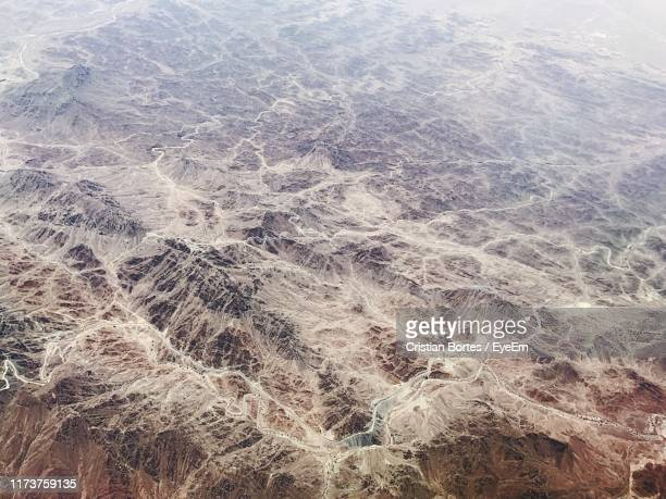 high angle view of land - bortes stock pictures, royalty-free photos & images