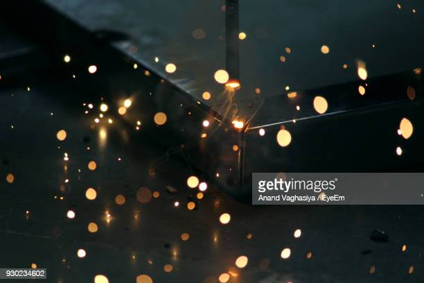 high angle view of metal - metal industry stock pictures, royalty-free photos & images