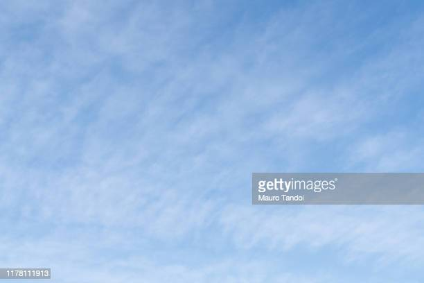 high angle view of sky - mauro tandoi stock pictures, royalty-free photos & images