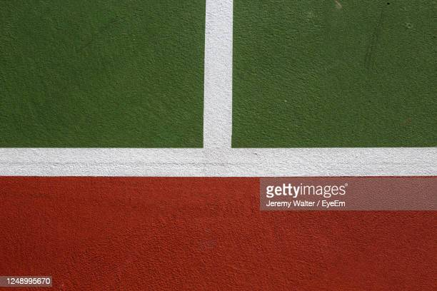 high angle view of tennis court - eyeem jeremy walter stock pictures, royalty-free photos & images