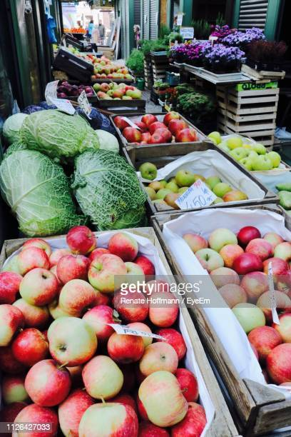 high angle view of vegetables for sale in market - for stock pictures, royalty-free photos & images