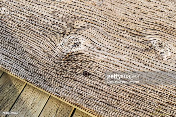 high angle view of wooden planks - dave faulkner eye em stock pictures, royalty-free photos & images