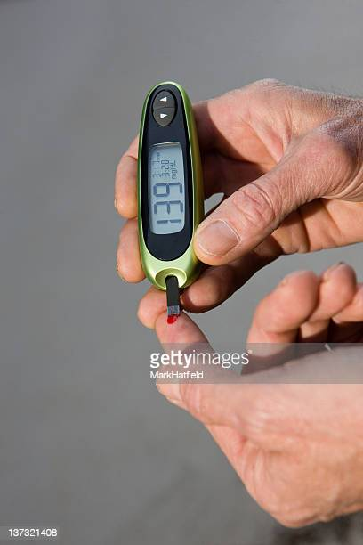 High Blood Sugar Test