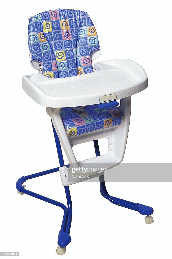 High chair : Stockfoto