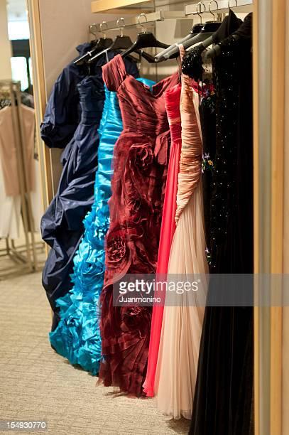 クラスのドレス - デザイナー服 ストックフォトと画像