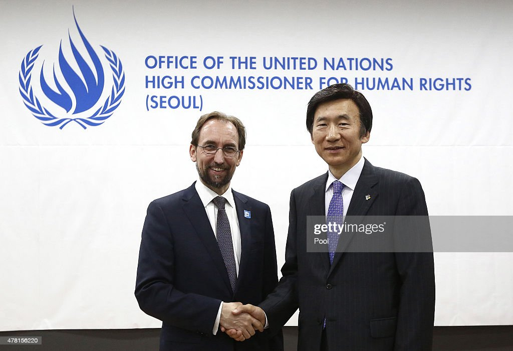 U.N. Opens Human Rights Office In Seoul