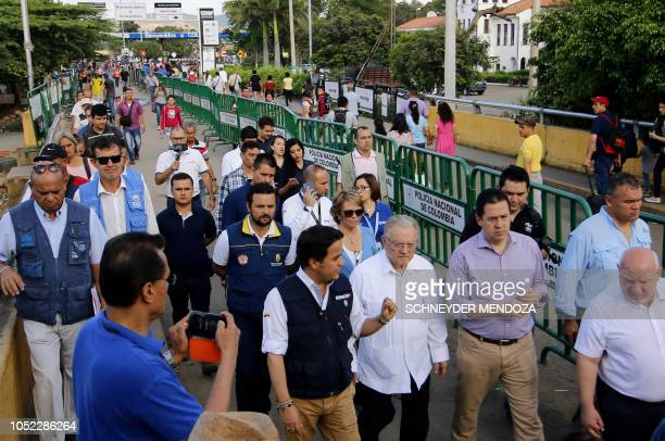 UN High Commissioner for Refugees and International Organization for Migration special representative for Venezuelan refugees and migrants Guatemalan...