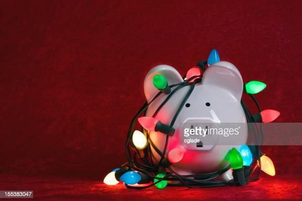 High cost of Christmas Lights